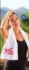 Premium Terry Velour Fitness Towel