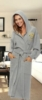 Swetshirt Hoddie Robe S/M