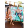 Subli-Plush Lounge Chair Cover