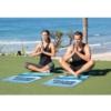 Sublimated Yoga Mat Towel