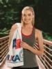 Terry Velour Oversize Fitness Towel