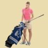 Velour Jacquard Golf/ Bar Mop Towel