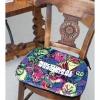 Sublimated Seat Cushion