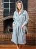 Swetshirt Hoodie Robe/XS