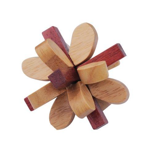 Designer Wooden Puzzle