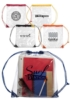 Clear Plastic Drawstring Backpack