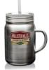22 oz Krissy Stainless Steel Mason Jar w/ Handle
