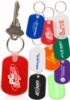 Soft Plastic Keychain