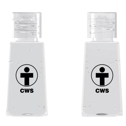 1 oz Hand Sanitizer - 75% Alcohol