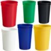 32 oz. Smooth Stadium Cup - USA Made - BPA Free