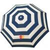 Cabana Stripe Auto Open Folding Umbrella