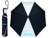 The Spirit Deluxe Two Tone Auto Open Umbrella