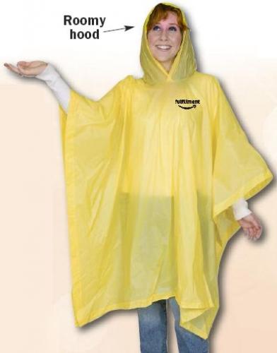 8 mm Lightweight Event Adult Rain Poncho