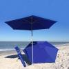 Deluxe Vented Beach Umbrella
