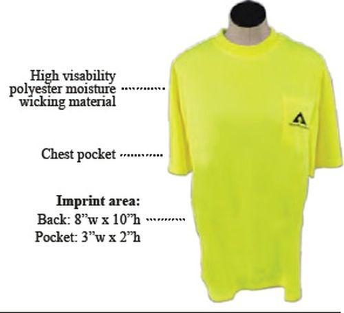 Short Sleeve Safety T-Shirt