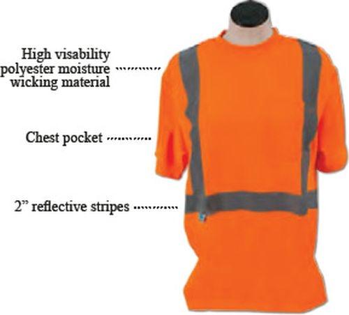 ANSI Safety T-Shirt