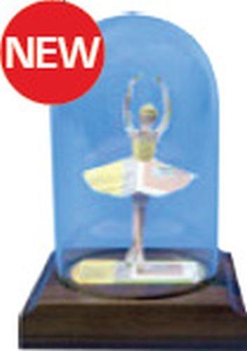 Business Card Sculpture - Ballerina