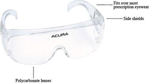 Advantage Safety Glass