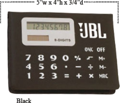 Calculator/Sticky Note Pad