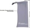 Cleaning Cloth Draw String Pouch