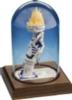 Business Card Sculpture - Liberty Torch