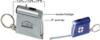 Tape Measure/Flashlight Key Tag