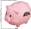 Piggy Shaped Bank