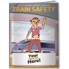 Coloring Book - Train Safety
