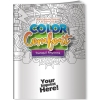 Color Comfort Coloring Book - Tranquil Rhythms (Music)