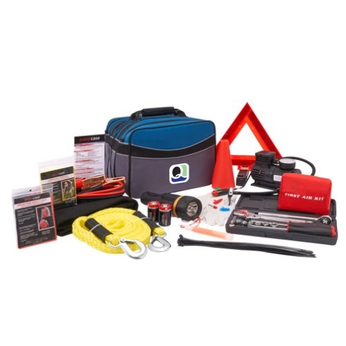 Roadside Safety Automotive Kit (92 pieces)