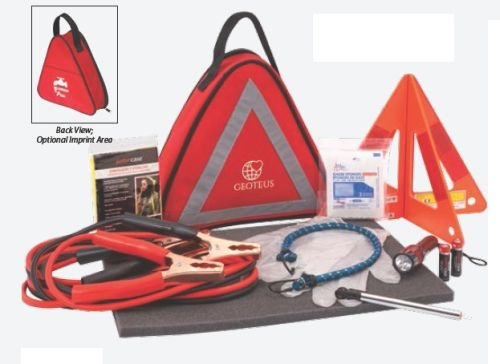 Triangle Safety Kit (33 pieces)