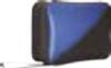 Blue & Black Safety Smart Bag