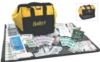 Doctor's Bag Deluxe First Aid Kit (180 Pieces)