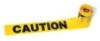 Caution Tape (1 Roll)