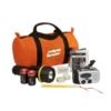 Power Outrage Kit w/ Dynamo Solar AM-FM Radio/Flashlight w/ USB Port (10 pieces)