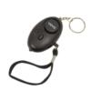 Personal Alarm Keychain w/ LED Light