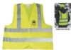 Safety Vest w/ Front Reflective Band