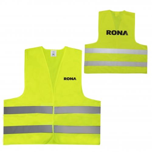 Safety Vest Yellow (Basic)