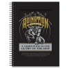 SimpliColor 6x8 Window Journal - Full Color Cover Notebook