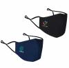 Urban Premium 3D Cotton Mask + Antimicrobial Additive - ColorJet
