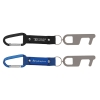 Strap Happy Carabiner Keychain w/ SafeTouch Tool