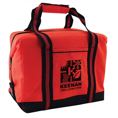 Accented Collapsible 12 Pack Cooler