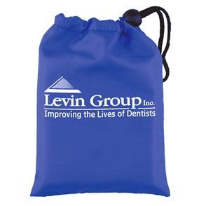 200D Nylon Drawstring Golf/ Accessory Bag