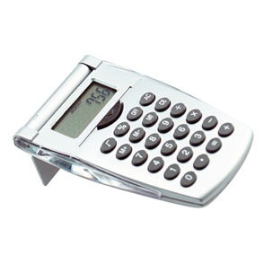 Robotic Flip Calculator