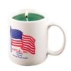 11 Oz. White Mug Candle