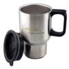 16 Oz. Stainless Steel Thermo Mug