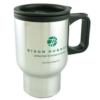 16 Oz. Stainless Steel Travel Mug