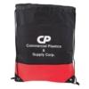 Two-Tone Sports Bag w/Drawstring