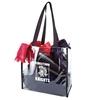 Clear Stadium Tote Bag (12