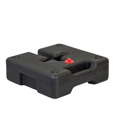 Square Plastic Water Weight for Event Tent Legs